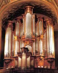 Manor Pipe Organ