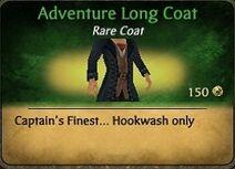 Adventure Long Coat
