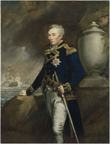 Admiral Johnny sword