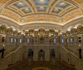 Library of Congress Interior Jan 2006