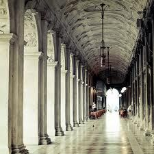 Corridor of Manor