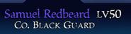 Samuel Co Black Guard