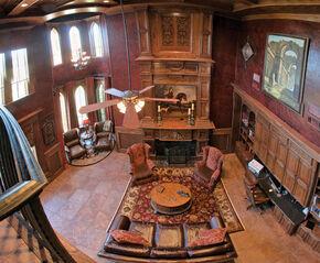Hoffman-Castle-Study 1