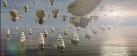 Sky fleet and Armada
