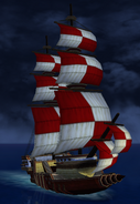 Navy War Frigate 1