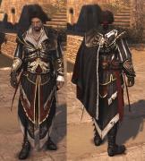 Altair's Hoodless Armor