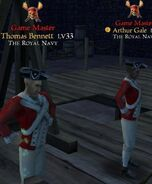 Boot Camp Navy