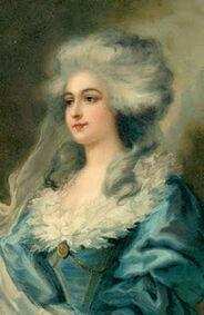 Sarah's Bluedress