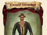Gerard Sternshot