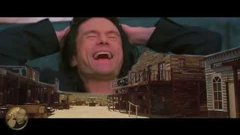Are You Room Enough - The Room (movie) vs Big Enough (song) meme