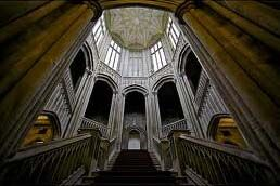 Staircase at Manor