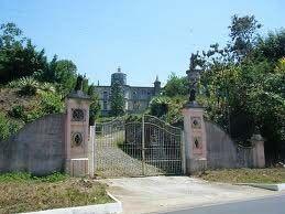 Manor Back gates