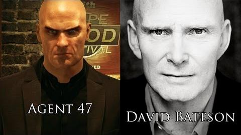 Hitman Absolution - Characters and Voice Actors