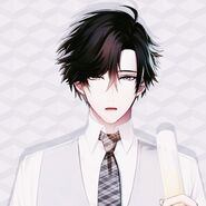 New year s kiss jumin han x reader by words of fate-datry0w