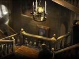 Stairways of Hogwarts
