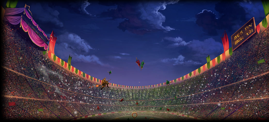 The Quidditch World Cup
