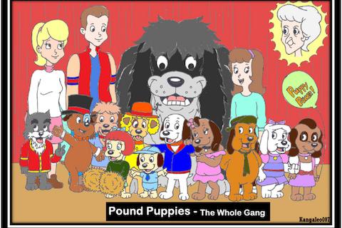 Pound Puppies 1986 Wiki