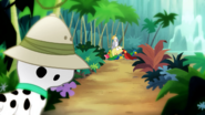 203. Patches and Squirt in Jungle