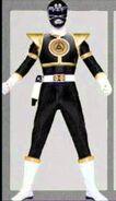Black Turbo Ranger