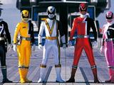 Power Rangers S.P.D. (My Version)
