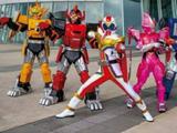 Power Rangers Cyber Machines