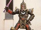 Psycho Samurai (Power Rangers Time Force)