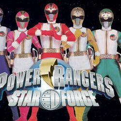 Power Rangers: Thunderforce