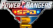 Power Rangers SPD 2nd Impact Logo