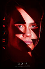 Power-rangers-Jason Poster