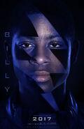 Power-rangers-Billy Poster