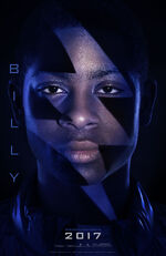 Power-rangers-Billy Poster