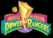 Mighty Morphin Power Rangers logo