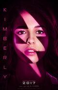 Power-rangers-Kimberly Poster