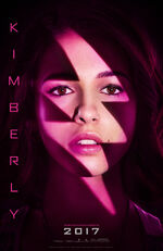 Power-rangers-Kimberly Poster
