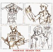 Package Design idea 2