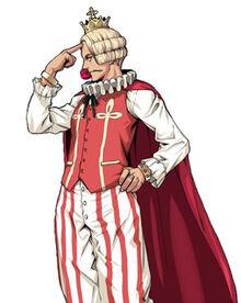 Super Prince from Goketsuji Ichizoku Matsuri Senzo Kuyou