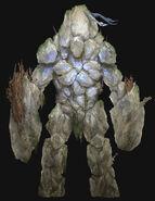 Ancient Concept Art God of War 2018