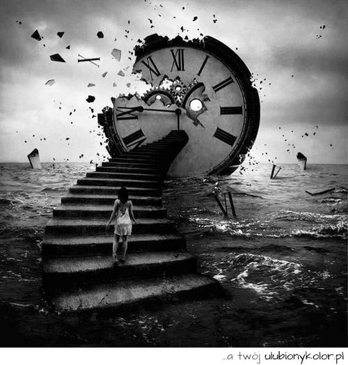 Dark Time Manipulation