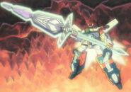 Omega Prime Matrix Blade