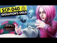 SCP-040 - Evolution's Child (SCP Orientation)