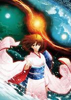 Ryougi Shiki 3