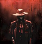 Alucard of the red