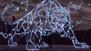 Azari Electrical Panther Shield (Next Avengers)