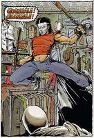 Casey Jones Mirage comic