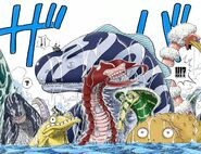 Sea Kings One Piece