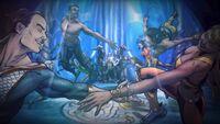 Atlanteans DC Comics