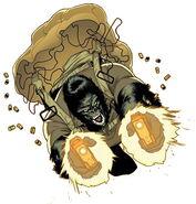 Kenneth Hale Gorilla Man Atlas