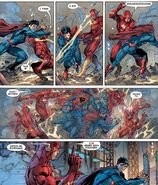 Speed Combat By The Flash