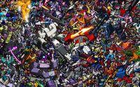 Transformers-30th top5bots autobots