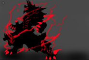 Akuma's beast form